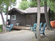 Cottage #1 Outside