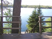Cottage #8 Deck