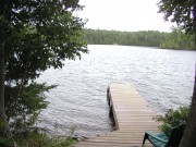 Cottage #1 Dock View