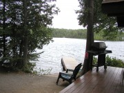 Cottage #1 Deck