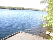 Cottage #8 View From Dock