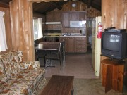 Cottage #1 Inside