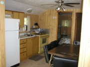 Cottage #8 Kitchen